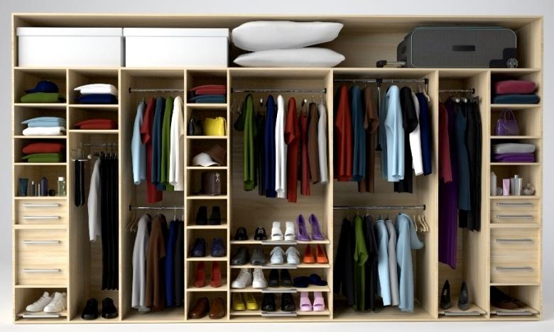 Как лучше расположить шкаф