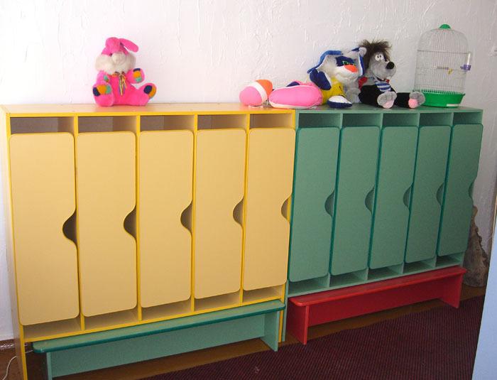 Мебель для детских учреждения на заказ.