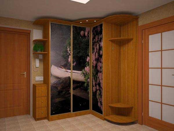 Двери с 3d эффектом